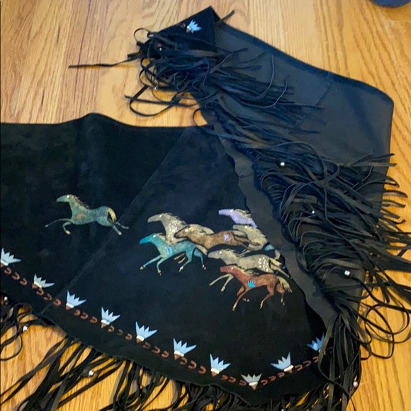 Western wrap